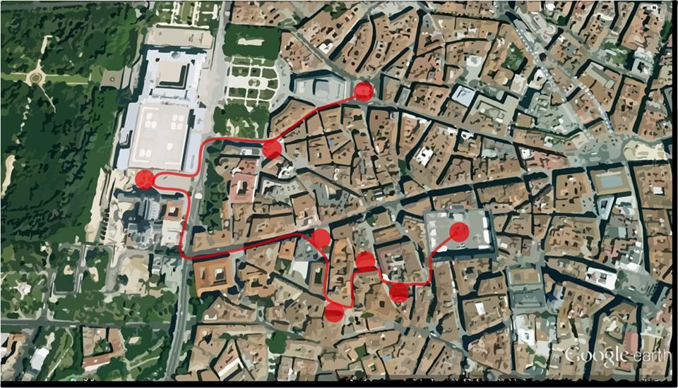 Centro hist rico madrid recorriendo bogot barcelona - Centro historico de madrid ...